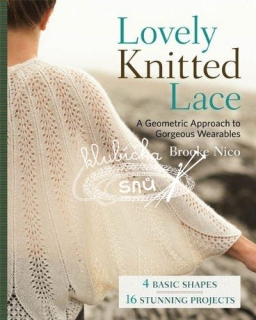 Nicolas Brooke - Lovely knitted lace